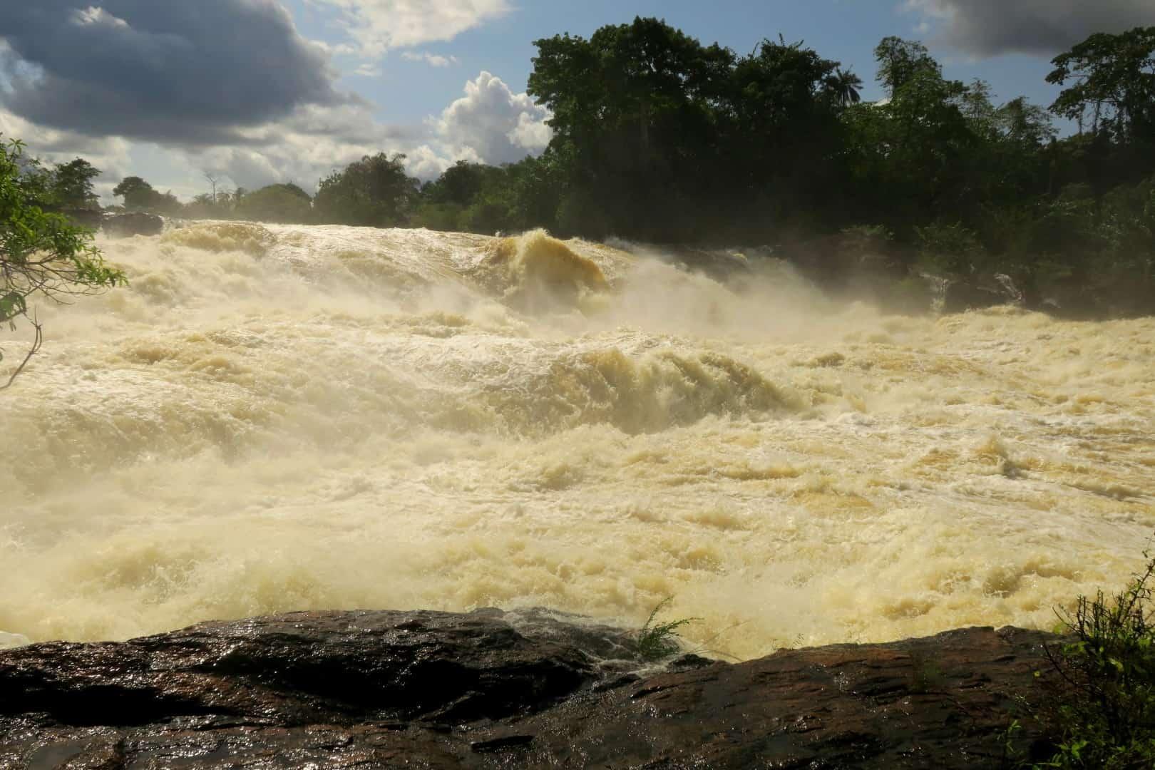 Nawa Wasserfälle - Elfenbeinküste